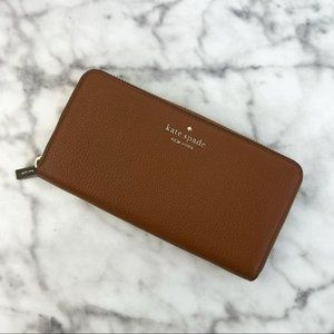 Kate Spade Leila Large Continental Wallet